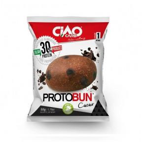 CiaoCarb Cocoa Protobun Stage 1 Bread Rolls 1 unit 50g