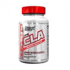 Lipo 6 CLA Ácido Linoléico Conjugado Nutrex Research 45 cápsulas