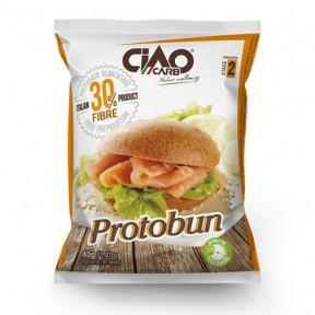 Rolo de Pão CiaoCarb Protobun Etapa 2 Natural 1 unidad 40 g