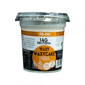 Flan de clara de huevo PR-OU Waxycake Piña 120 g