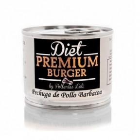 Diet Premium Preservado Churrasco Peito de Frango 100 g
