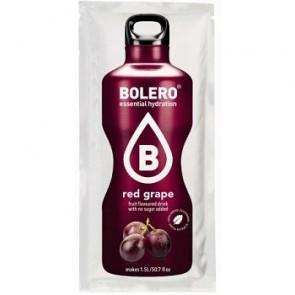 Bolero Drinks Sabor Uva Roja 9 g