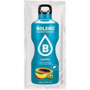 Bebidas Bolero sabor Exótico 9 g
