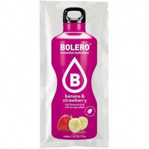 Bolero Drinks Banana e Morango 9 g
