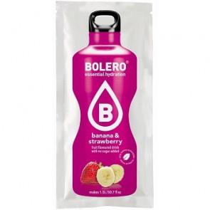 Bolero Drinks Sabor Plátano y Fresa