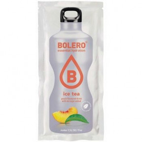 Bolero Drinks Ice Tea Pêssego 9 g