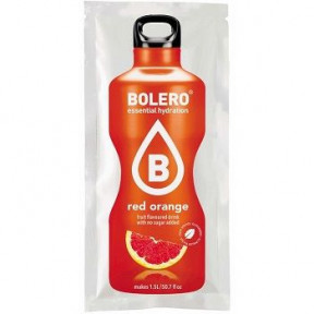 Bebidas Bolero sabor Naranja Sanguina 9 g