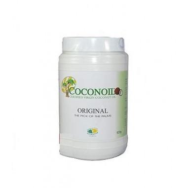 Pack 5 x 4 de 1L Aceite de Coco Virgen Coconoil Original Bote 920 g