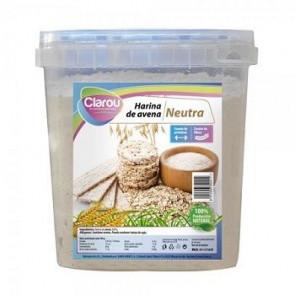 Harina de Avena CLAROU Neutra 2 kg