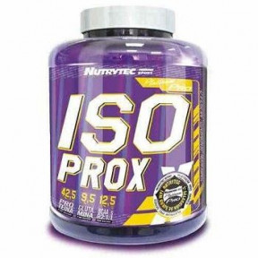 Iso Prox Platinum Pro Sabor Vainilla 1 kg