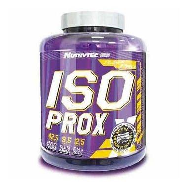 Iso Prox Platinum Pro Sabor Chocolate con Avellanas Nutrytec 1 kg