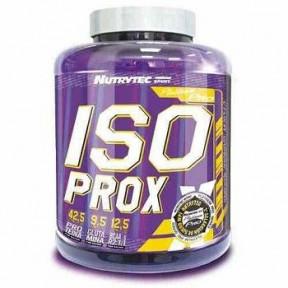 Iso Prox Platinum Pro Sabor Fresa Nutrytec 1 kg