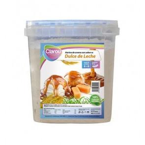 Harina de Avena Sabor Dulce de Leche Clarou 2 kg