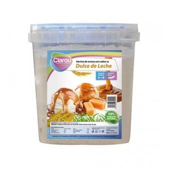 Harina de Avena Sabor Dulce de Leche 2 kg