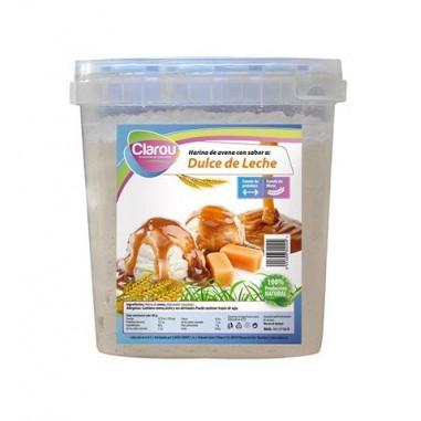 Harina de Avena Sabor Caramelo 2 kg