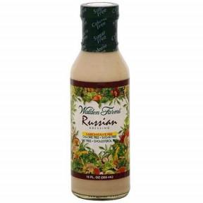 Salsa Rusa Walden Farms 355 ml