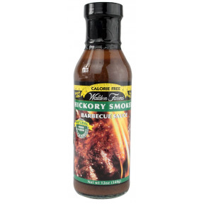 Salsa Barbacoa Hyckory Smoked Walden Farms 355 ml