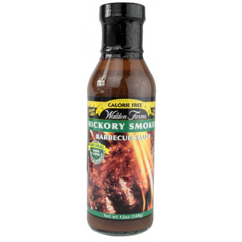 Walden Farms Hickory Smoked Barbecue Sauce, 355 ml