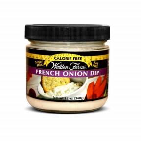 Crema Agria con Cebolla Dulce Walden Farms 340 g