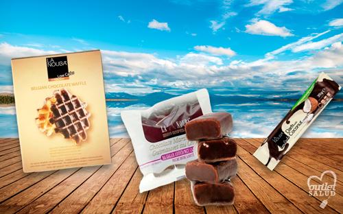 La Nouba, golosinas y chocolate belga especializado en productos bajo en carbohidratos