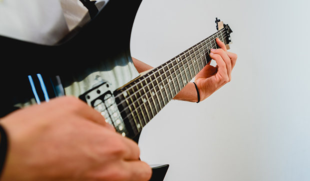 Aceite de coco para guitarra