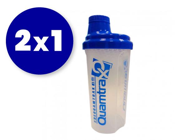2x1 Shaker profesional Quamtrax