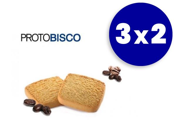 3x2 Protobisco Fase 1 Café CiaoCarb