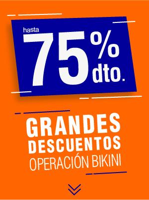 Ahorra en tus marcas favoritas de Outletsalud con los descuentos de la operacion bikini, ¡aprovecha hoy!