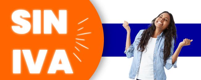 Ahórrate el IVA en todos los productos de Outletsalud, están incluidos todos tus productos favoritos, ¡sólo hasta el 31 de Agosto!