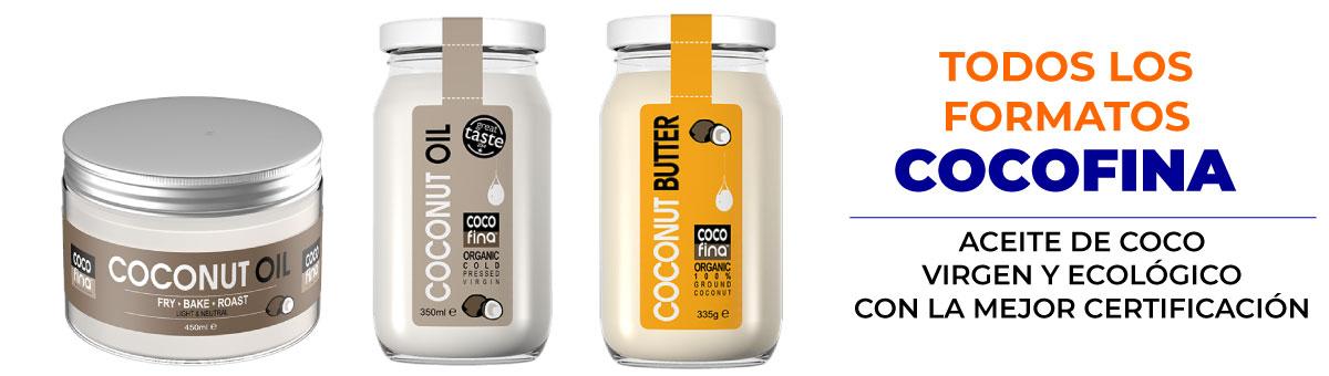 Llévate los productos Cocofina
