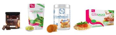 Preparados y Pastas sin carbohidratos Clean Foods
