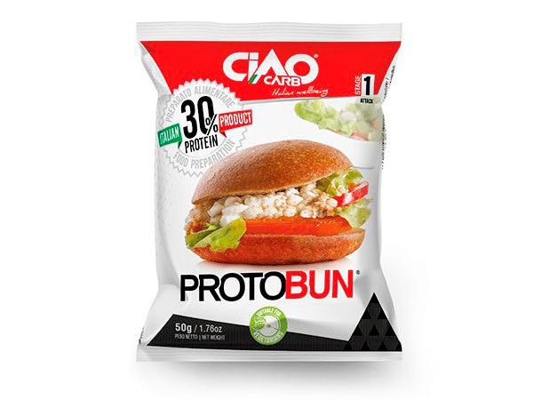 Pan bajo en carbohidratos Protobun Fase 1 CiaoCarb
