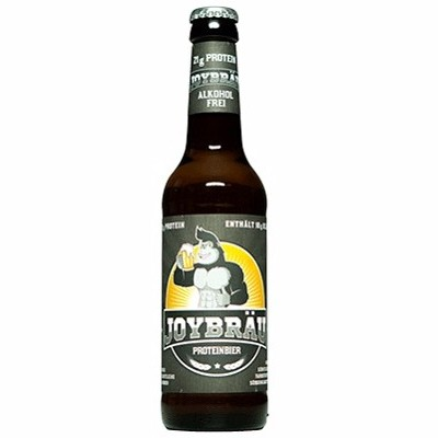 Sin IVA en Cerveza Proteica sin alcohol Joybräu
