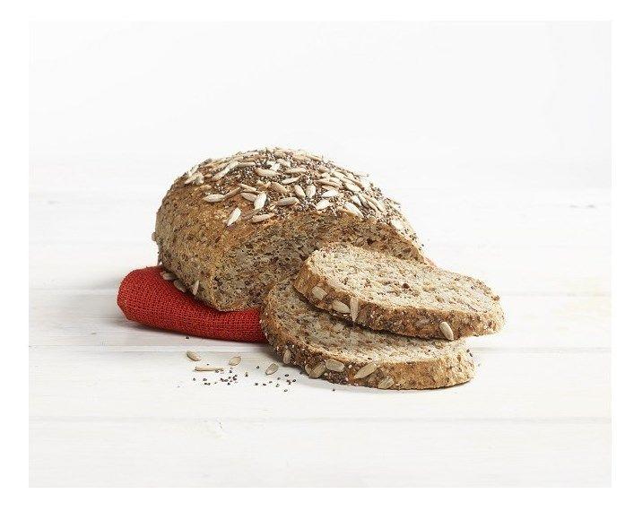 Pan de Chía y Cáñamo