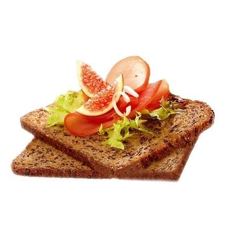 Low carb breakfast bread