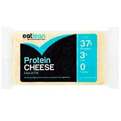 Queso proteico