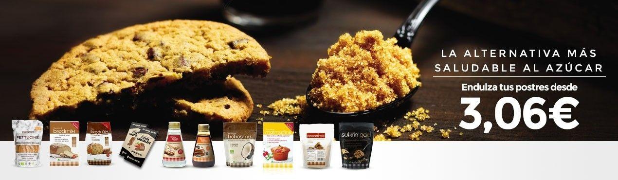 Descubre la gama Sukrin: la alternativa más sana al azúcar al mejor precio